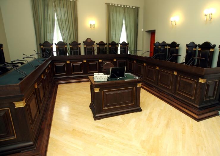 Kohtunike ühing peab isiklikke rünnakuid kohtunike vastu lubamatuks