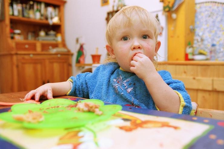 5 asja, mida lapse keha teha ei suuda, kui ta ei saa õiget toitu