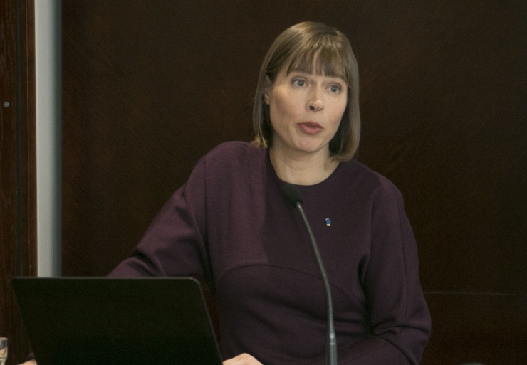 Kaljulaid Washington Postile: Venemaa ei kujuta Eestile füüsilist ohtu