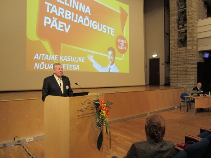 Tallinn kutsub tasuta tarbijaõiguste päevale