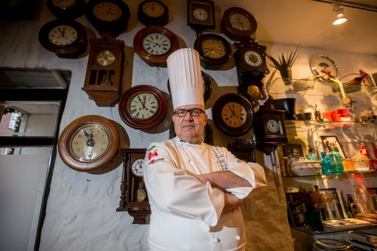 Dimitri Demjanov: süüa tuleb vähem, aga kvaliteetseid asju