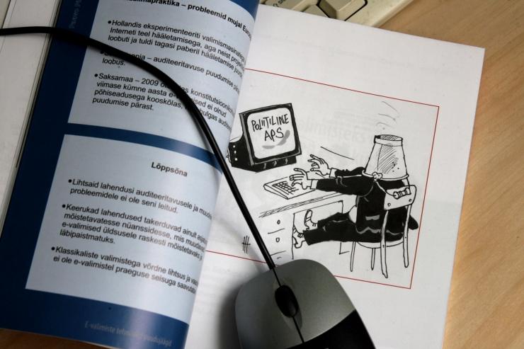 ARVAMUS: Veebiuudiste lugemise vahel e-hääletamine kahandab valimiste väärtust