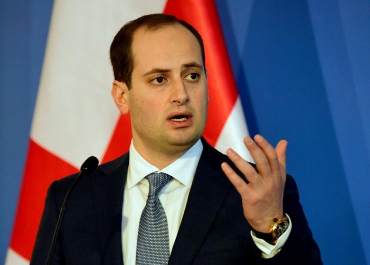 Gruusia: tahame Euroopa Liitu