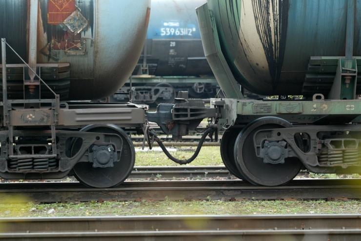 Sondas lekkis raudteele ohtlikku kemikaali