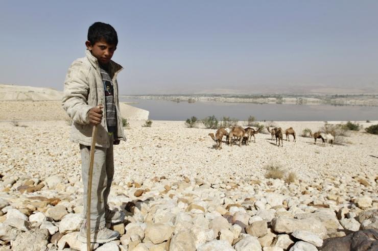 ÜRO: Lähis-Ida konfliktide tõttu ähvardab miljoneid toidupuudus