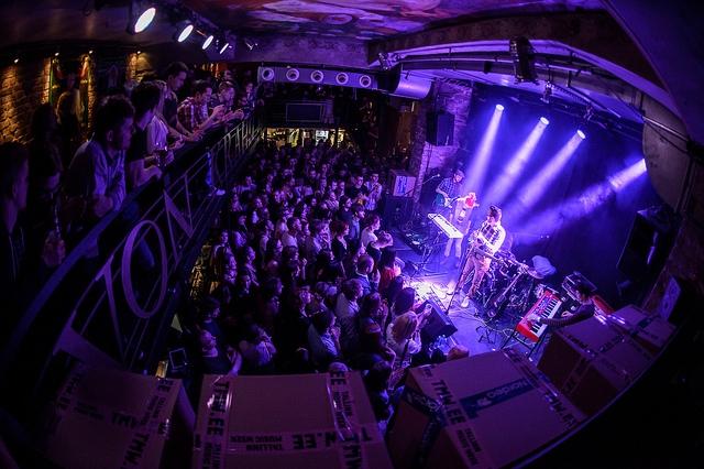 Tallinn Music Weekil vallutavad linna kodumaised ja välismaised tippartistid