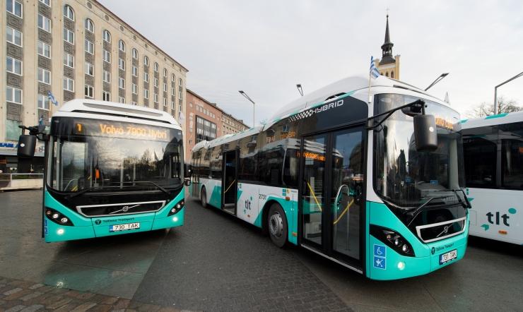 Alates aprillist lisanduvad bussipeatused Päevalille ja Linnamäe tee