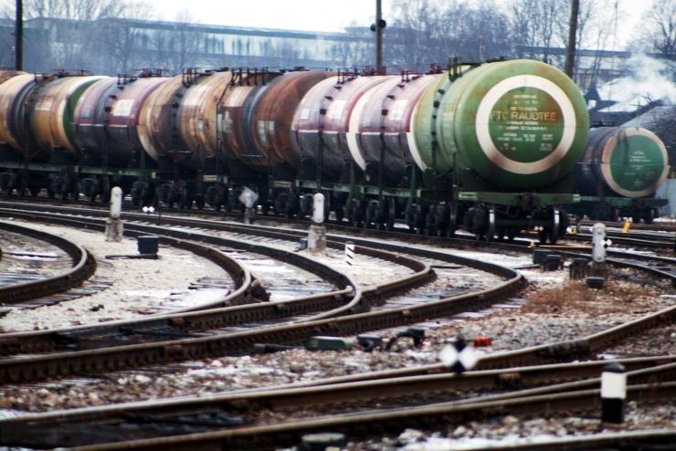 Eesti Raudtee uurimine peab selgitama keemiareostuse tekkimise põhjuse
