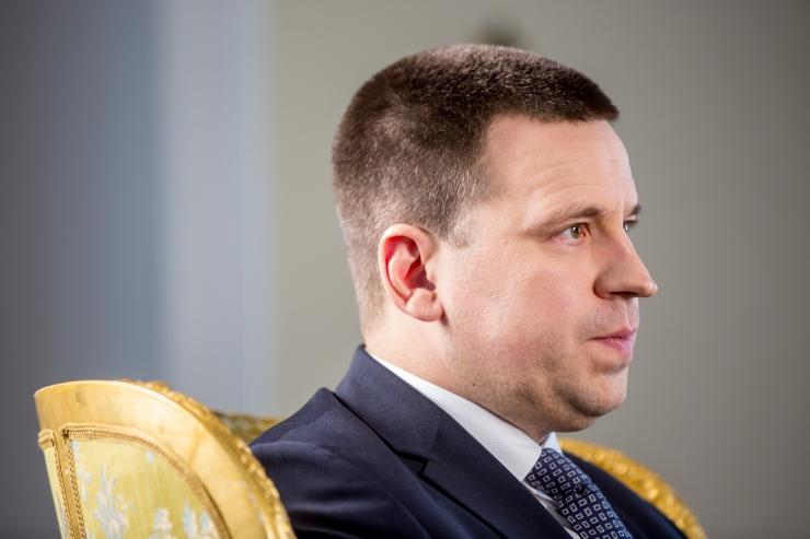 Peaminister Ratas toetab tihedat koostööd Eesti Ametiühingute Keskliidu esindajatega