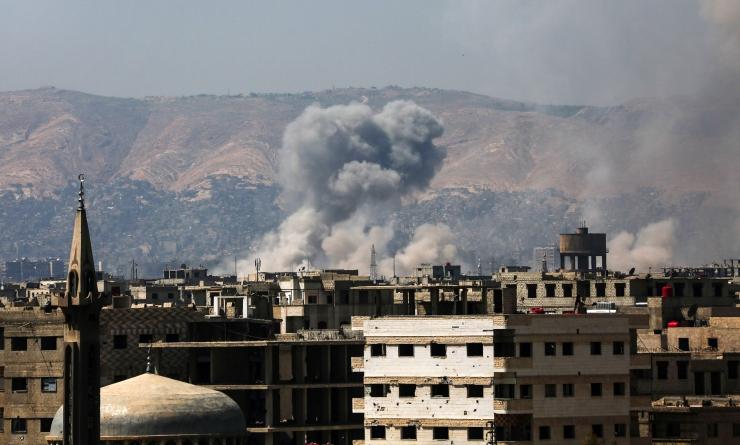 Läbirääkija: USA rollita ja Vene sõjalise toega ei ole Süüria rahulepe võimalik