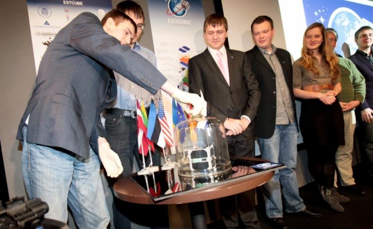 Eesti ja Läti kosmosetehnoloogia arendajad ühendavad jõud