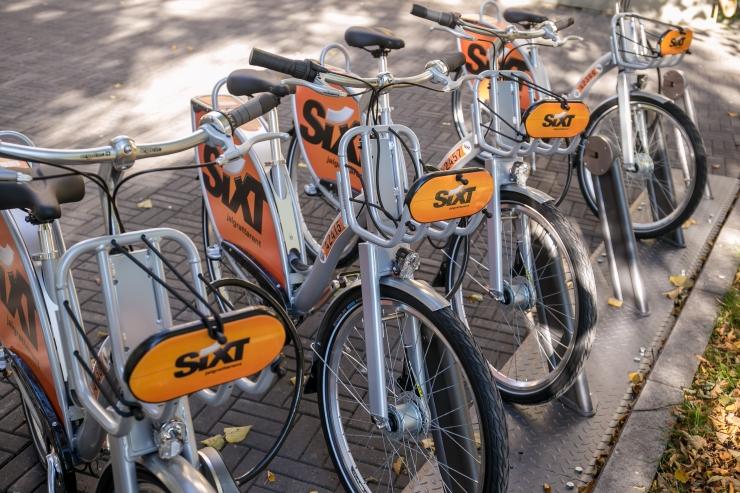 Tallinna rattalaenutus hakkab taas tööle aprilli keskpaigaks