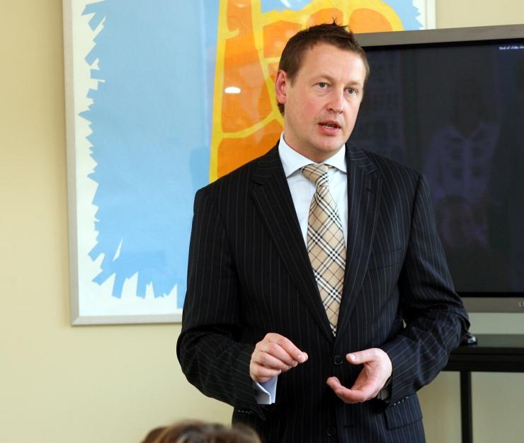 Statistikaameti uueks juhiks kinnitati Mart Mägi