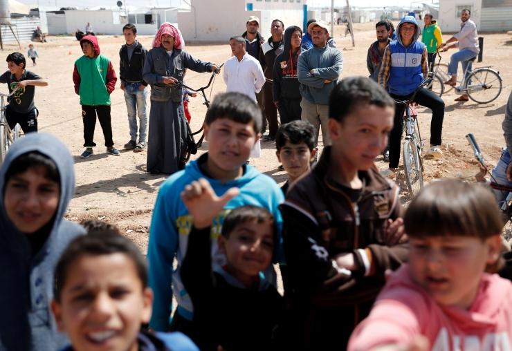 ÜRO: Süüria põgenike arv ületas viie miljoni piiri