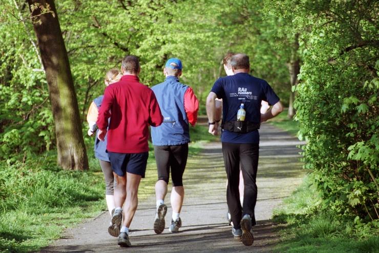 Spordiühendused kuulutavad aprilli fitnessikuuks