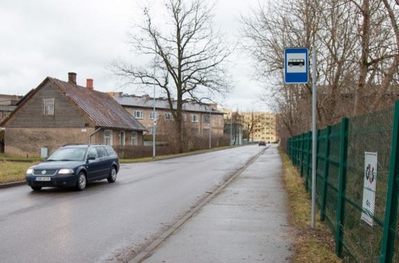 Rekonstrueerimine parandab Vabriku tänava liiklusohutust