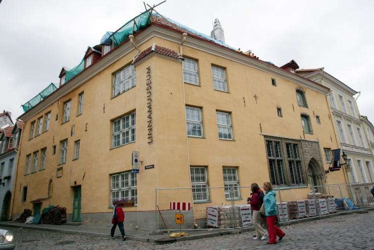Linnamuuseumis räägitakse Tallinna moodsaks muutumisest