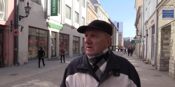 TALLINLANE JAAN: Eestis tunnen end veel praegu turvaliselt