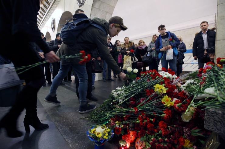 Karmo Tüür: Peterburi plahvatuste taga võib olla Venemaa ise