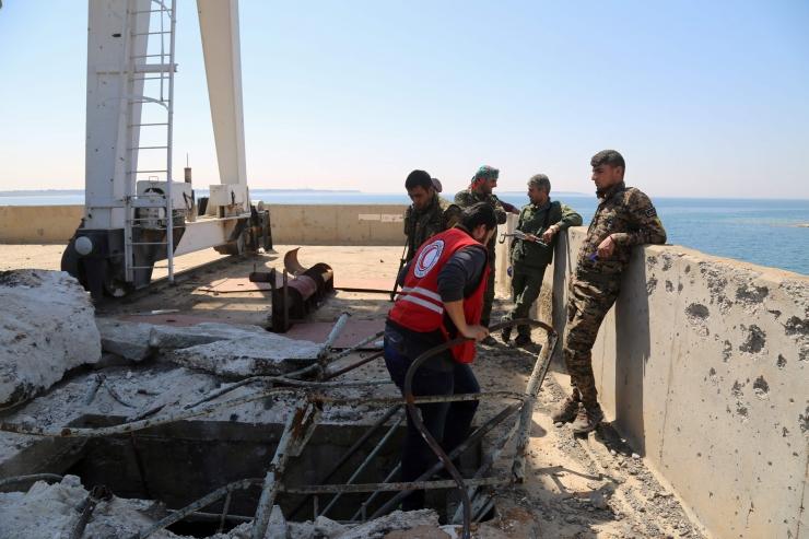 Süüria isalmistid kutsusid üles kättemaksule
