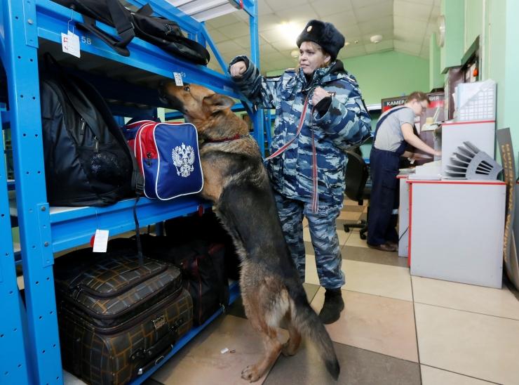 Peterburis võeti kinni kuus arvatavat Kesk-Aasia terroristi
