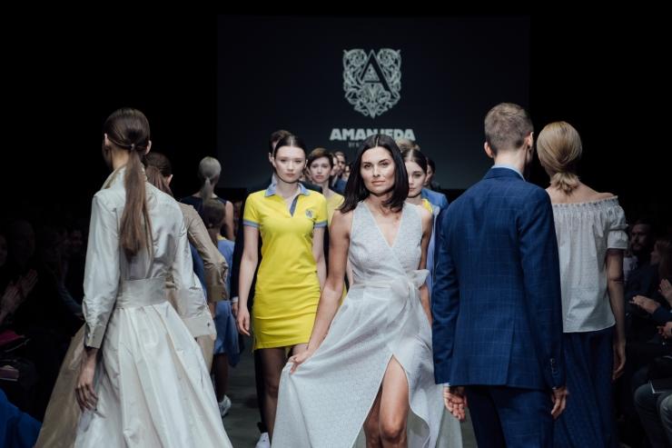 FOTOD! Katrin Kuldma esitles koos Ragnar Klavaniga uut vabaajarõivaste brändi Amanjeda Sport Couture