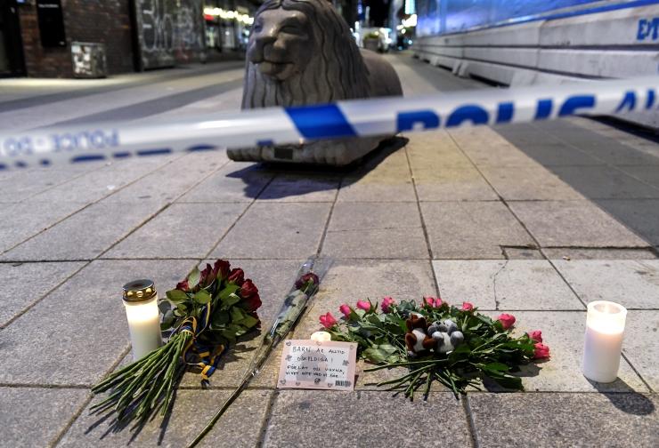Rootsi meedia andmetel on vahistatud mehel äärmuslikud vaated