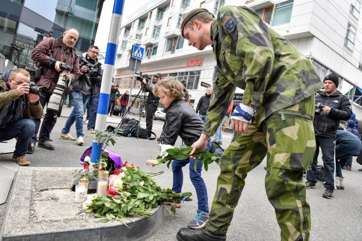 Rootsi võimud: usume, et ründaja on tabatud