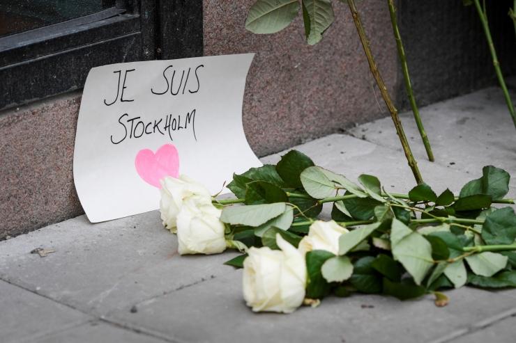 Rootsi veokirünnaku arvatav sooritaja on pärit Usbekistanist