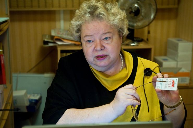 Nelli Kalikova: aidsiennetuses on suured lüngad
