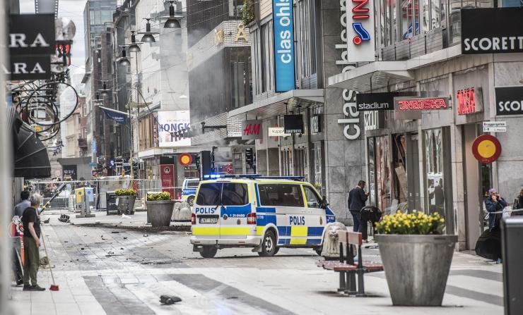 Ahto Lobjakas terroriaktidest: sõjakonfliktis osalemise järgi oleme Rootsist ees