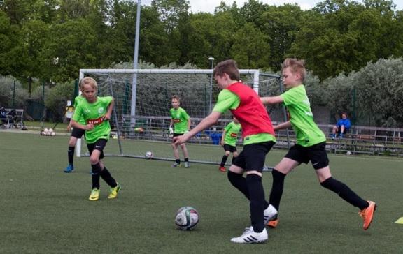 Jalgpalliliit alustas registreerimist laste suvelaagritesse