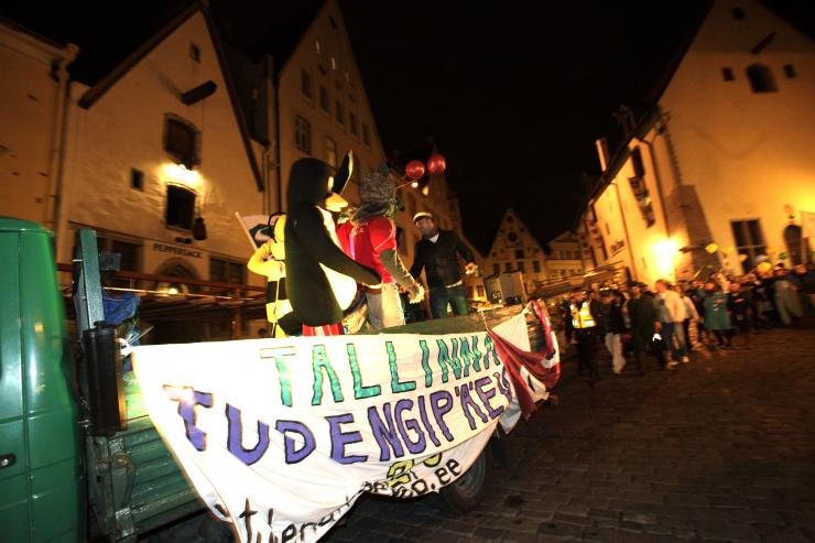 Tallinna Tudengipäevad algavad juba järgmisel esmaspäeval