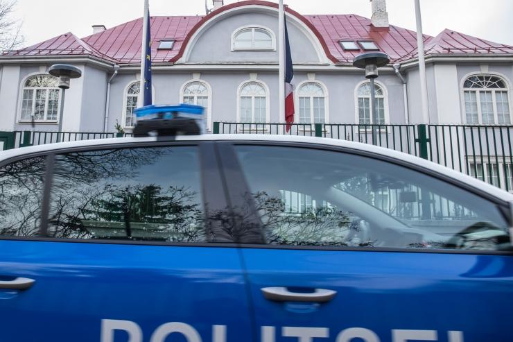 Politsei palub liikluses olla väga ettevaatlik