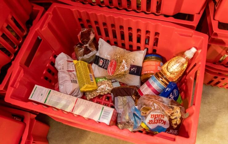 Toidupanga projektijuht: toiduabi vajavate inimeste arv üha kasvab
