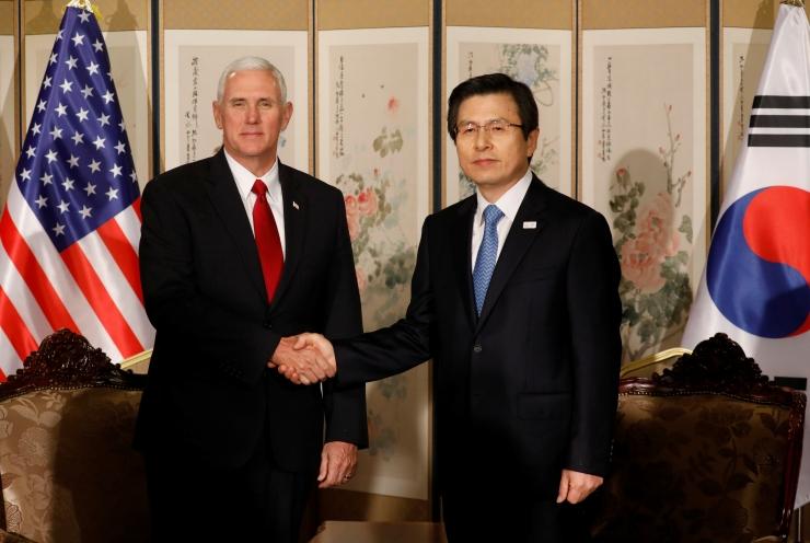 Pence: USA ei välista Põhja-Korea osas ühtegi varianti