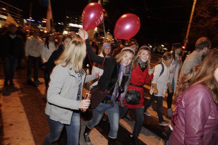 TÄNA! Tallinna vallutavad taas tudengipäevad