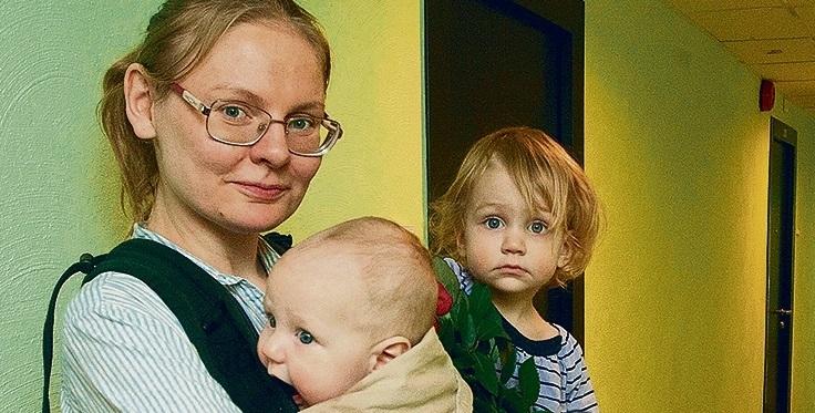 ONKOLOOG LINNA ARSTIDE MAJAST:  Soodne korter ja pere hoiavad mind siin!