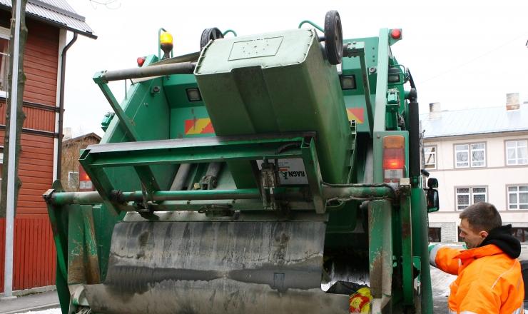 VIDEO! Tallinn nõuab prügifirmade lobitöö tõttu vastu võetud jäätmeseaduse muutmist