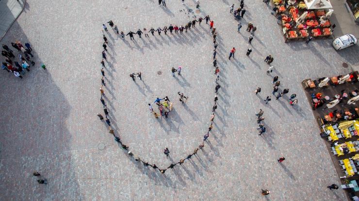 FOTOD! Tallinna tudengipäevad said avalöögi rekordi purustamisega