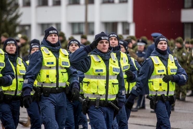 Liiklustalgud toovad politseinikud probleemkohtadesse liiklust jälgima