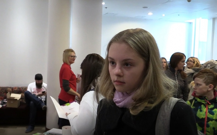 Anna-Ly: sooviksin töötada seal, kus saaksin hästi palju inimestega suhelda