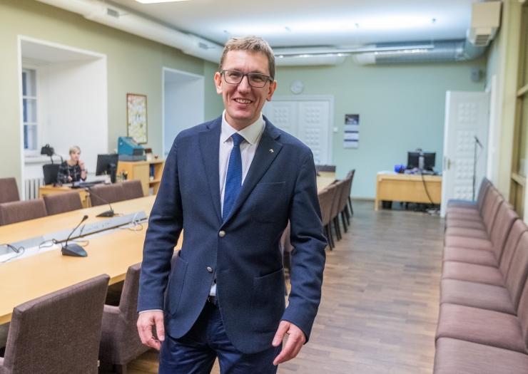 Kaljulaid: Michali ebatsensuurne sõnakasutus ja ähvardamine on kohatud