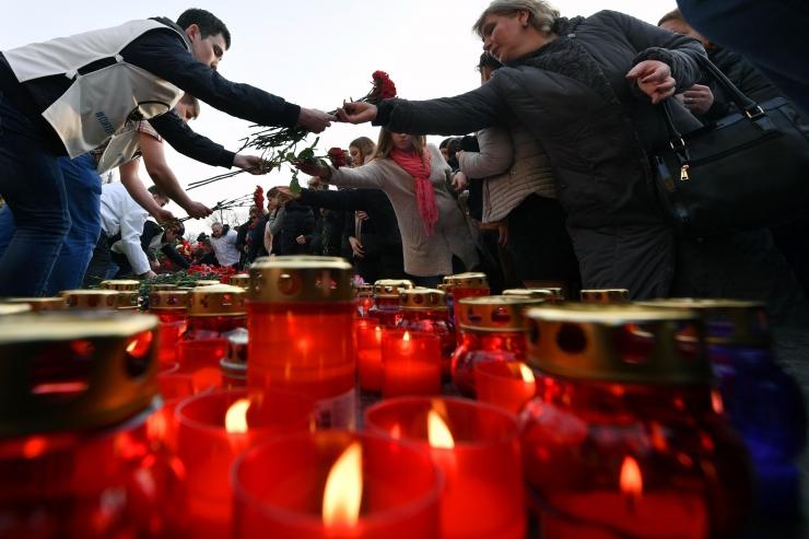 Suri veel üks Peterburi metroorünnaku ohver