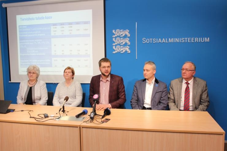 VIDEO! Arstide Liidu peasekretär Katrin Rehemaa: patsientide jaoks tegi riik hea otsuse!