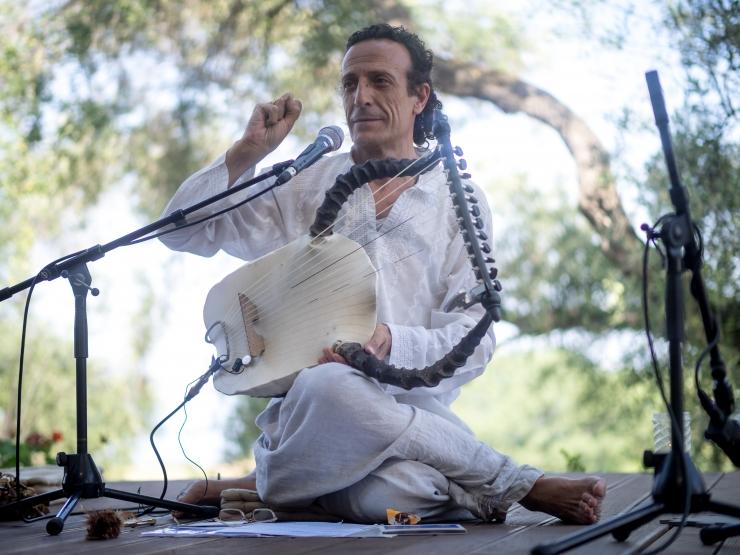 Tallinnasse tuleb Hispaania hingemuusik Luis Paniagua