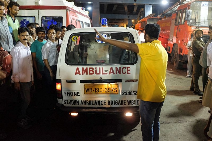 Lõuna-Indias sõitis veok meeleavaldajate sekka, hukkus 20 inimest