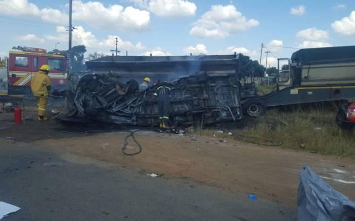 Lõuna-Aafrika Vabariigis hukkus liiklusõnnetuses 20 last