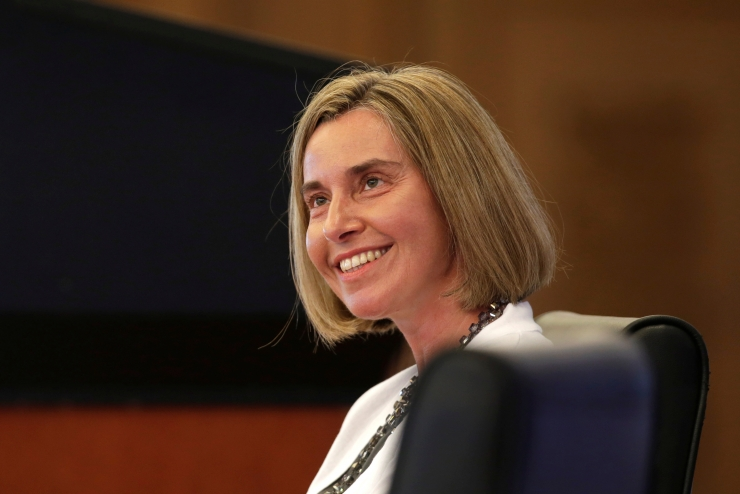 Eesti: usume, et Mogherini järgib Moskvas EL-i ühisseisukohti