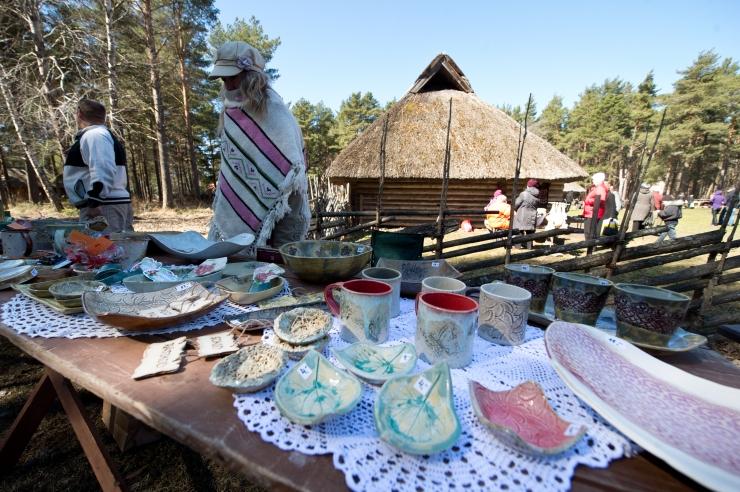Eesti Vabaõhumuuseum kutsub suurele kevadlaadale